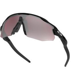 Oakley Radar EV Advancer Brillenglas, polished black/prizm snow black
